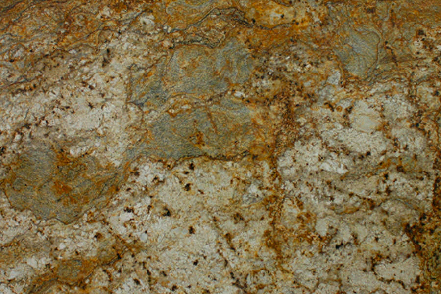 Granite: Golden Crystal