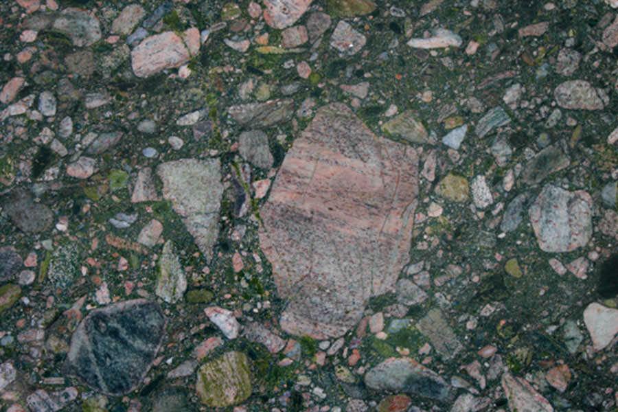 Granite: Verde Marinace