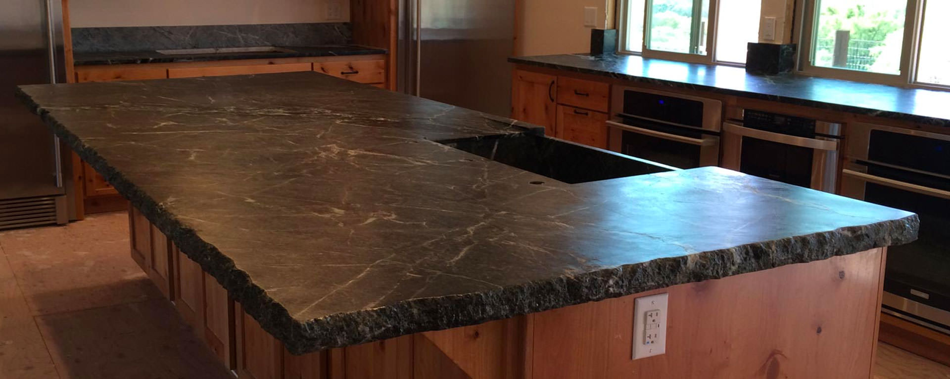 The Pros and Cons of Soapstone Counters