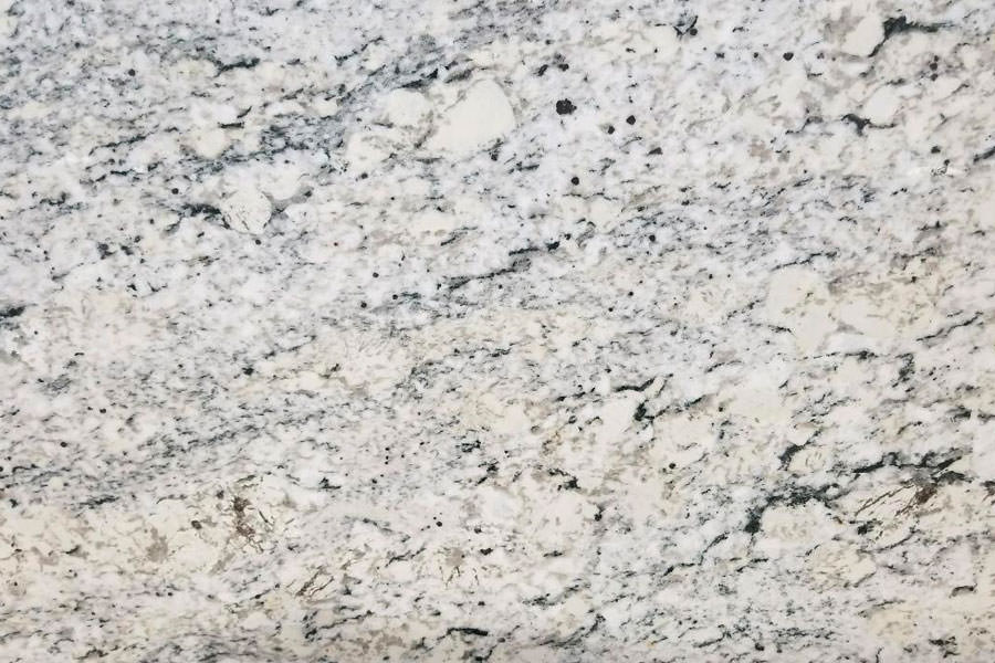 Granite: White Ice
